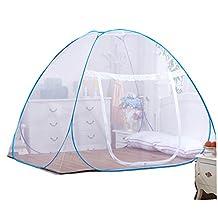 Travel Mosquito Net Portable Folding Free Standing By Churun (180x200cm)