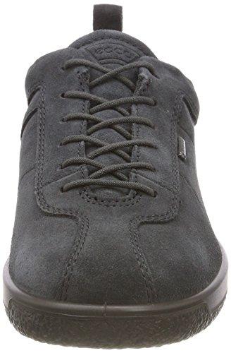 5308 Ecco Soft Ladies Donna magnet Sneaker Grigio 1 xf0fwgqr7