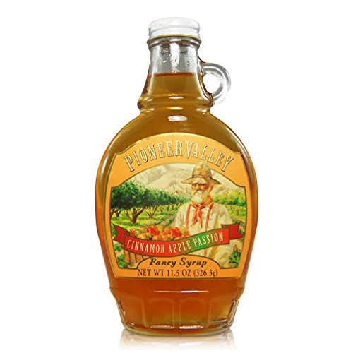 Pioneer Valley Gourmet Cinnamon Apple Passion Syrup by Pioneer Valley