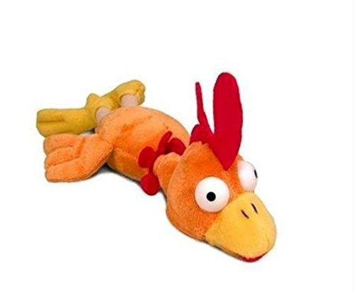Polymer True Utility Creative Farmyard Chicken Flyers Flying Squawking Chicken Toys