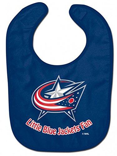 NHL Columbus Blue Jackets WCRA2064214 All Pro Baby Bib