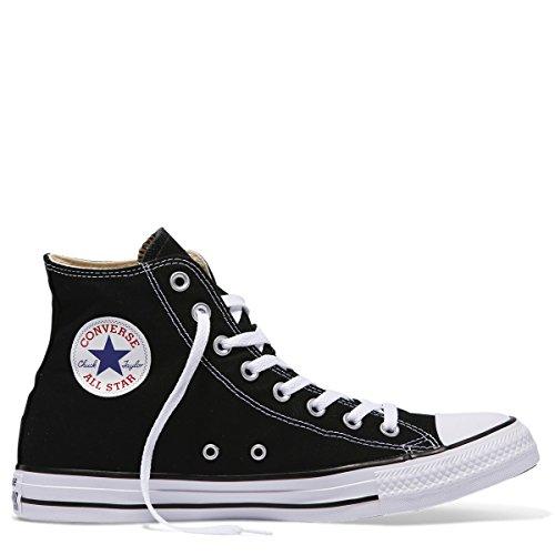 Converse Chuck Taylor All Star Sesongens Farger Hi Svart / Hvit