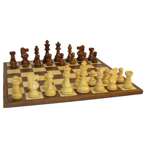French Knight Chess Set - 3