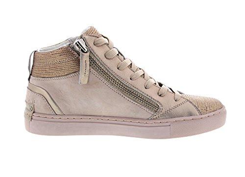 Crime London 25320S17 JAVA MID - Damen Schuhe Sneaker Schnürer