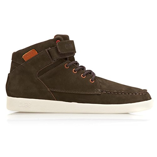 Clae Grizzly Tan Rialto Trainers Suede qqCwafO