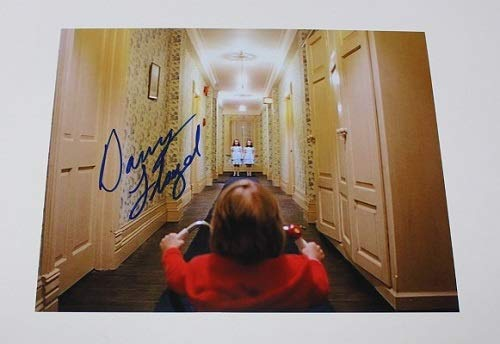 The Shining Redrum Danny Lloyd Signed Autographed 8x10 Glossy Photo Loa -