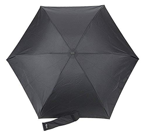 Vumos Small and Compact Travel Umbrella - Portable Mini Umbrella Perfect for Men, Women or Kids. Has Case to store in Pocket, Purse, Backpack or Car