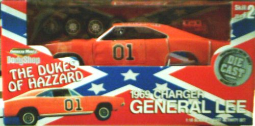 1969 Charger General Lee Diecast Model Scale
