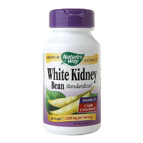 Nature'S Way White Kidney Bean 60 Vcap Review