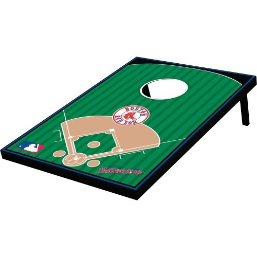 MLB Baseball Bean Bag Toss Game MLB Team: Boston Red Sox