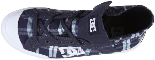 DC Shoes Chelsea Zero HI SE D0302659 Damen Sneaker Blau/DC Navy