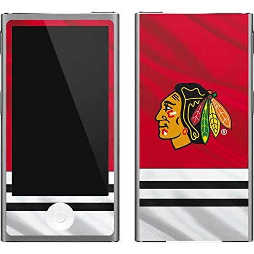 - Skinit NHL Chicago Blackhawks iPod Nano (7th Gen&2012) Skin - Blackhawks Red Stripes Design - Ultra Thin, Lightweight Vinyl Decal Protection