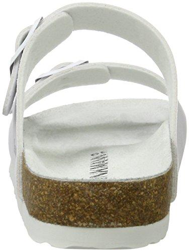 Chaussures Brun 603141 Blanc Dr Cuir homme Brinkmann wqS4n1E