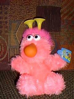 Sesame Street Plush 8