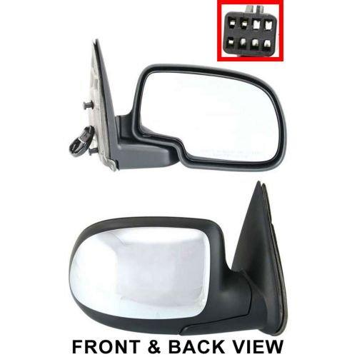 Truck Power Folding Mirror - 7