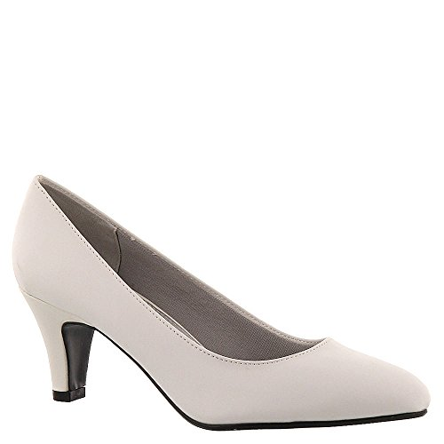 LifeStride Women's 'Sable' Pump (8 N US, White Victory)