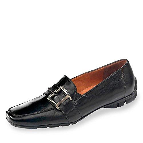 Flats Black Think 119 Black Loafer Women's 3111 RnIwwqYHT