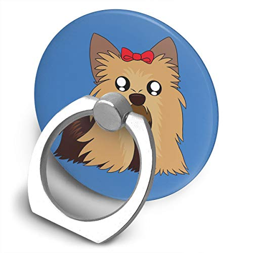 Yuotry 360 Degree Rotating Ring Stand Grip Mounts Joseph Dog Universal Phone Ring Bracket Holder Smartphone Ring Stent]()