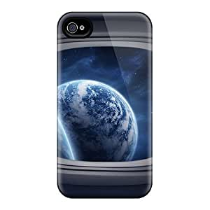 For Iphone Cases, High Quality Space Window For Iphone 5/5s Covers Cases