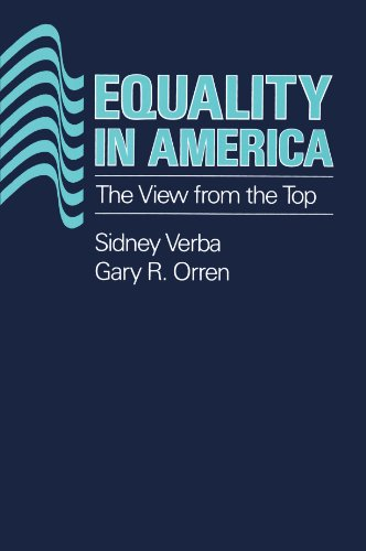 Equality in America: A View from the Top