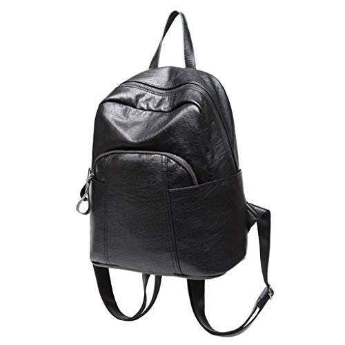 Female Large Student Bag Travel Xxpp Backpack Leisure capacity Leather Shoulder rIpr6P