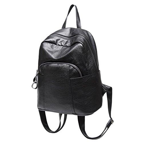 Female Large Student Bag Travel Xxpp Backpack Leisure capacity Leather Shoulder rIpr6P