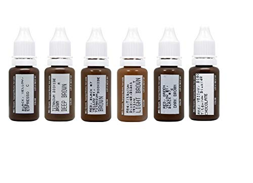 Bestselling Tattoo Inks