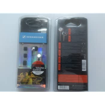 Sennheiser CX-500 G4me Headphones Chrome Colors