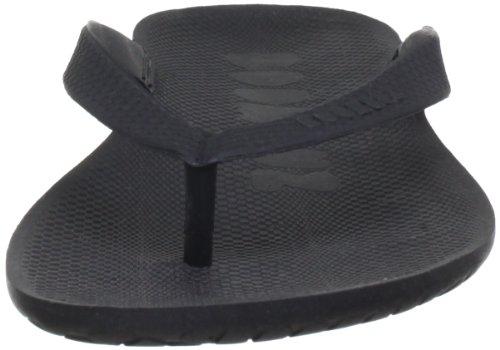 Boombuz Taia basic naked 110-2-001 - Chanclas de caucho para hombre Negro (Schwarz (Black))