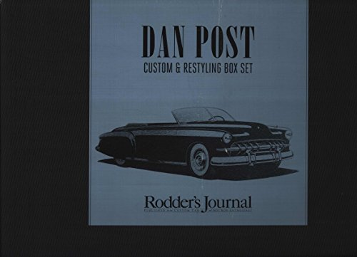 Dan Post Custom & Restyling Box Set. Rodder
