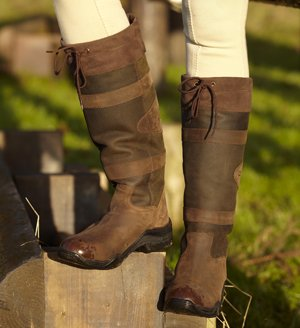 Larges Chocolate Marron Bottes Canyon Brown Toggi Mollets CBqwFxT88n