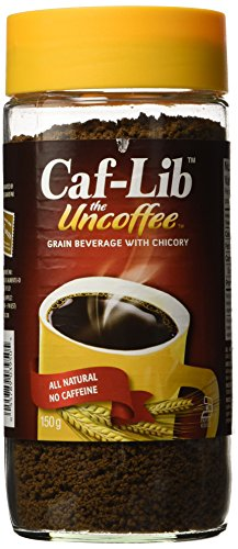 CAF LIB Instant Coffee Substitute, 150 GR