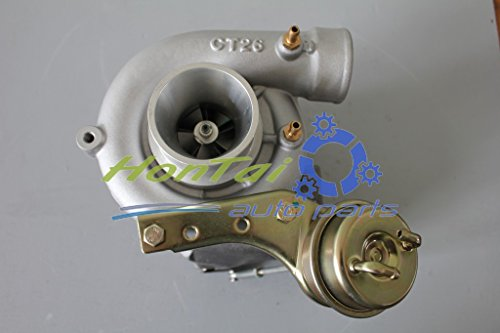 New CT26 17201-17010 Turbocharger for Toyota - Import It All