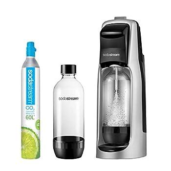 SodaStream Jet Sparkling Water Maker Starter Kit
