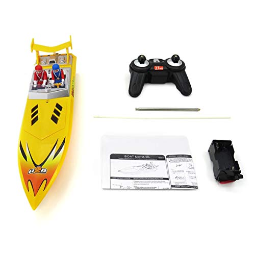 Pandamama Remote Control Toy Boat and Accessories
