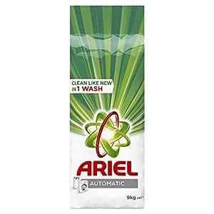Ariel Automatic Laundry Powder Detergent Original Scent 9 kg