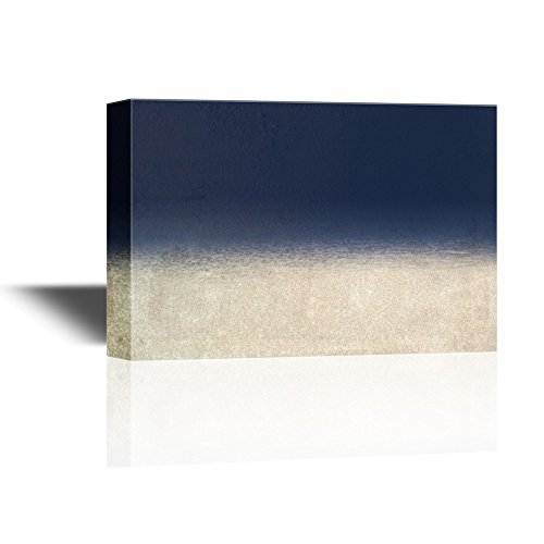 Color Composition Artwork with Dark Blue and Grey Gallery