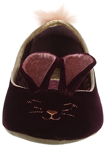 Baker Rouge Ted Bellamo Chaussons Femme burgundy zwxpa0