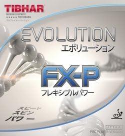 Tibhar Evolution FX de p de Tenis de Mesa Combinado