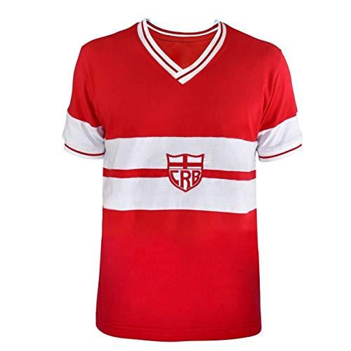 Camisa CRB Alagoas - Retrô 75 (G)