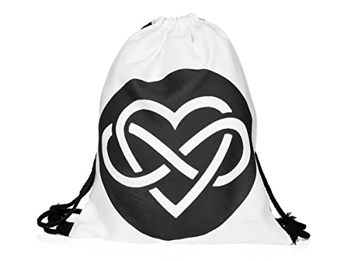Chiusura Cm Bianco Sacca Ragazzi Ru Emoticon Unisex Spalla Love Wifi Adulti Ru Emoji Infinite X 37 33 A 39 Zaino Leggera 31 Sportiva Cordoncino xwTfrwYnz