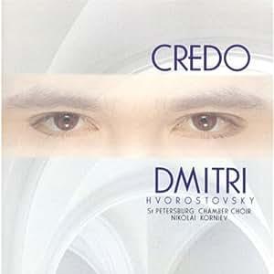 Dmitri Hvorostovsky - Credo