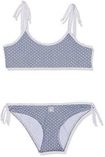 azul blanco ni de Bikini a Al azul Agua Patos 40 Wnzp1O