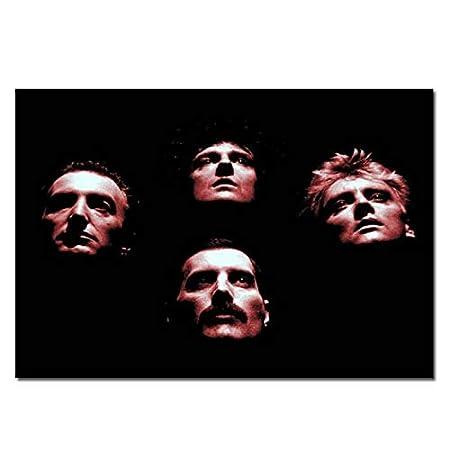 boxprints Queen Freddie Mercury Poster Leyendas de la Música ...