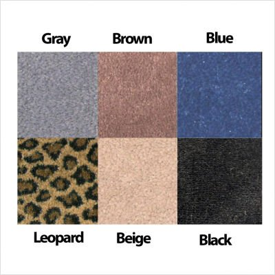 Bear's Stairs Carpeted 3 Step Pet Stair Color: Beige