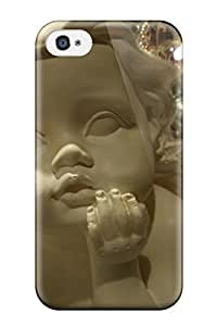 For Iphone Case, High Quality Holiday Christmas For Iphone 4/4s Cover Cases wangjiang maoyi