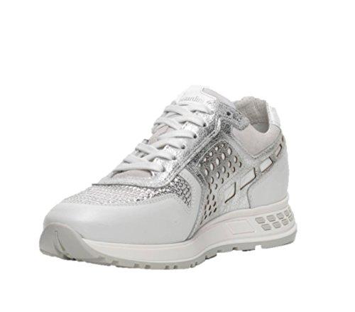 Nero Giardini , Damen Sneaker silber Luxury Silver
