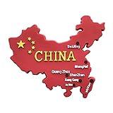 Wedare Chinese Map 3D Fridge Magnet%2CCh...
