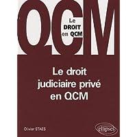 Le droit judiciaire privé en QCM