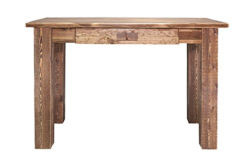 Black Forest Decor Homestead Laptop Desk - Stained & (Homestead Laptop)